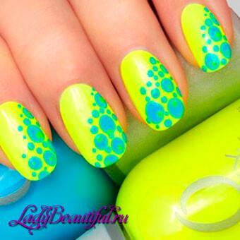 Дизайн ногтей Весна 2016