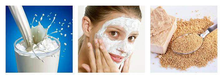 Питательная маска для лица в домашних условиях для жирной кожи: рецепт