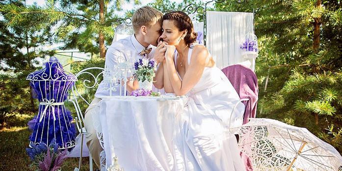 Фотозона на свадьбу 2016