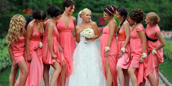 Подружки невесты 2016: советы и фото