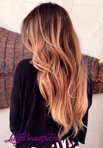Фото: Модные тенденции в окрашивании волос