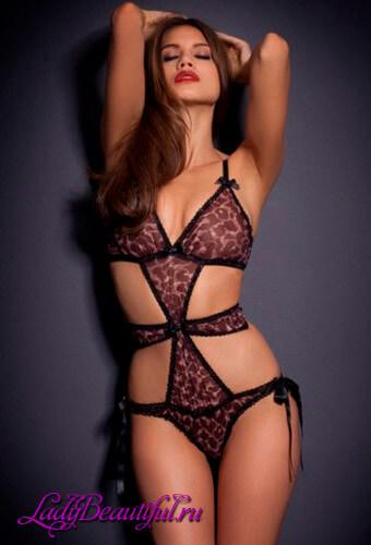 Модное сексуальное женское нижнее белье