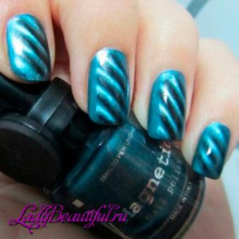 Магнитные лаки для ногтей 2016