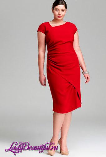 Платье – футляр