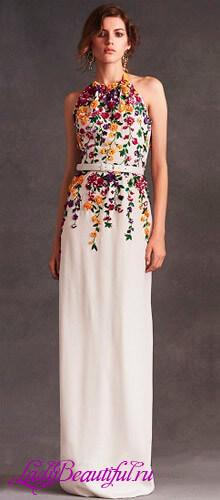 Кому идут платья с цветочным принтом