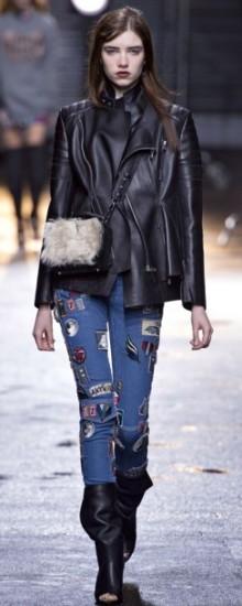 Декор модных брюк осень-зима 2016-2017
