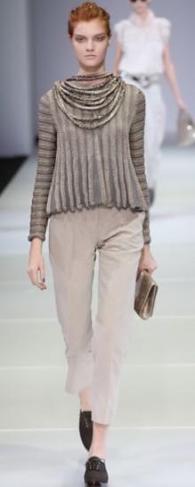 Модные укороченные брюки осень-зима 2016-2017