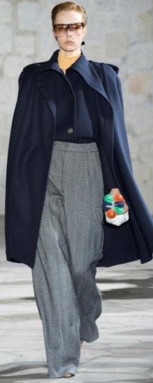 Модные брюки-оверсайз осень-зима 2016-2017