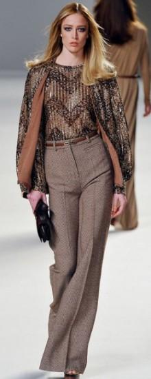 Modnye-Модные брюки с завышенной талией осень-зима 2016-2017brjuki-osen-zima-2016-2017-23