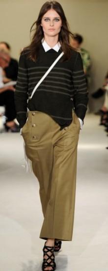 Модные брюки кюлоты осень-зима 2016-2017