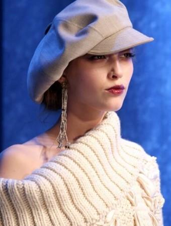 Модные женские кепки осень-зима 2016-2017