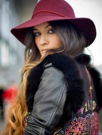 Модные шляпы осень-зима 2016-2017