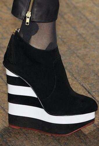 Модная обувь на платформе осень-зима 2016-2017