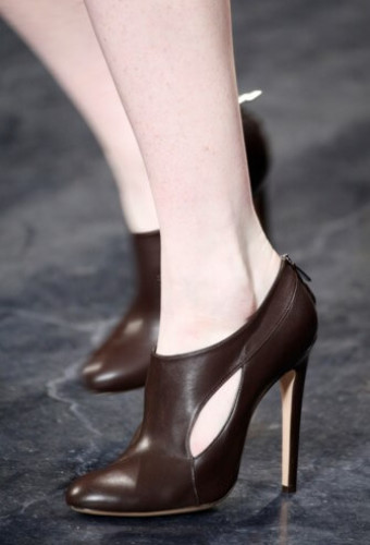 Модная обувь на шпильке осень-зима 2016-2017