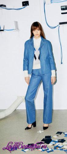 Модные джинсы 2016: Расклешенные широкие джинсы