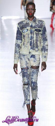 Модные джинсы 2016: Зауженные модели