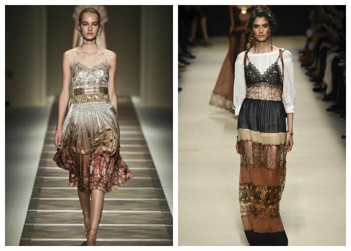 Модные летние платья в стиле Бохо