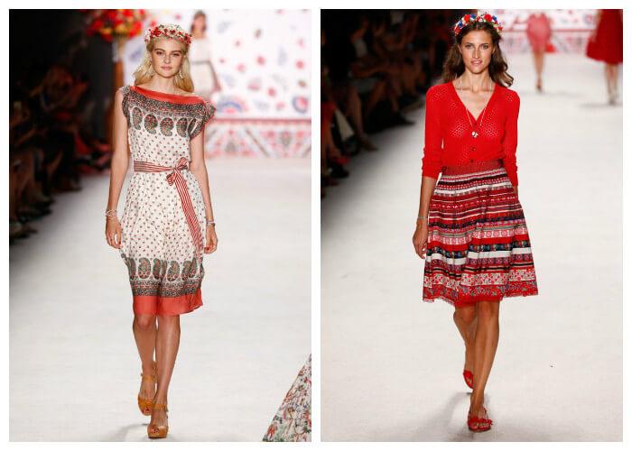 Летние платья 2016 для женщин за 30 лет