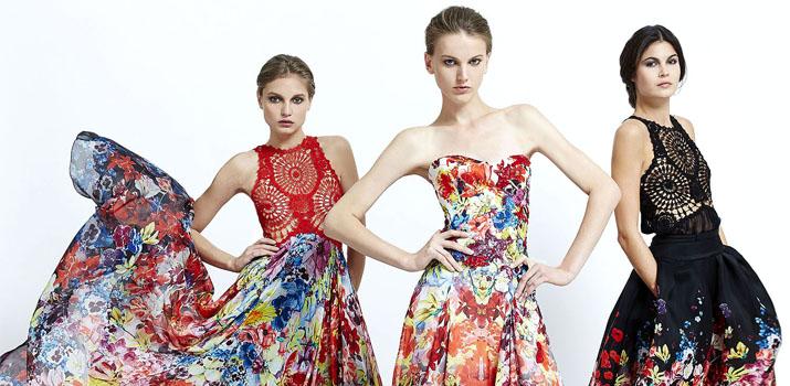 Модные летние платья 2016: фото, новинки