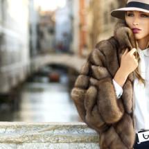 Модные шубы: фото, тренды