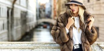 Модные шубы 2016-2017: фото, тренды