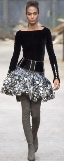 Модные мини-юбки осень-зима 2016-2017