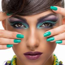 Модный макияж осень-зима: новинки, фото