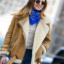 Модные дубленки осень-зима: новинки, фото