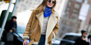 Модные дубленки осень-зима 2016-2017: новинки, фото