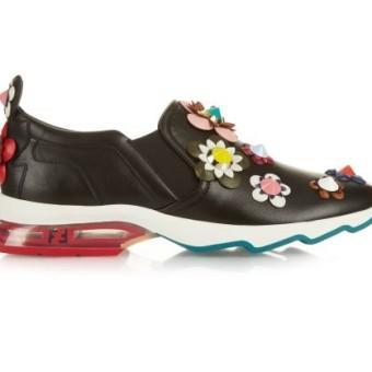 Модные кроссовки кеды сникерсы осень-зима 2016-2017
