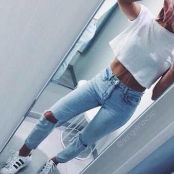 Модные тендении повседневных образов