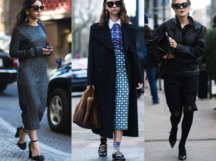 Модные образы уличной моды — показы в Москве