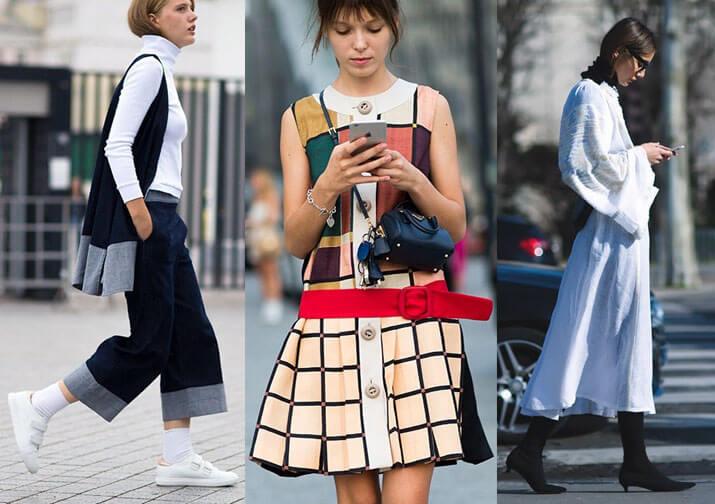 Модные образы уличной моды — показы в Тбилиси