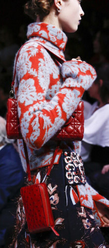 Christian Dior — Сумки-парочки