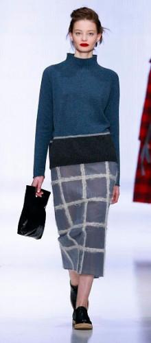 Модные свитера и туники осень-зима 2016-2017