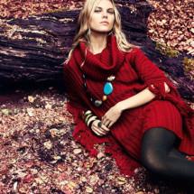 Модные свитера и туники осень-зима: фото, новинки