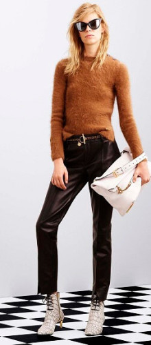 Модные свитера и туники в стиле 70-х