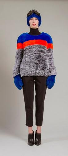 Модные деловые свитера осень-зима 2016-2017