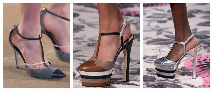 Фото: Туфли новинки 2016 из модных коллекций