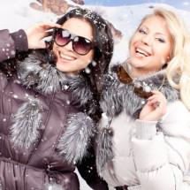Модные женские зимние пуховики: фото, новинки