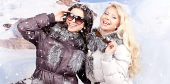 Модные женские зимние пуховики осень-зима 2016-2017