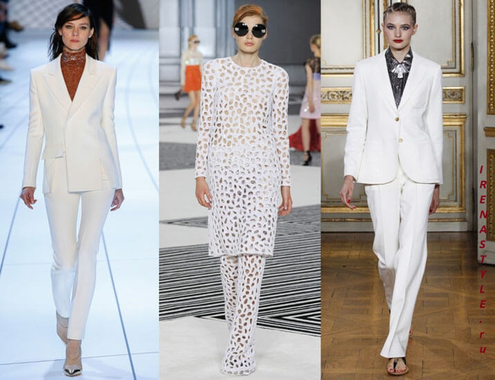 Модный офисный стиль весна-лето 2016 — Основные тенденции