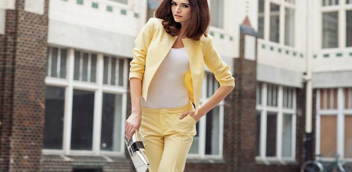 Модный офисный стиль весна-лето 2016