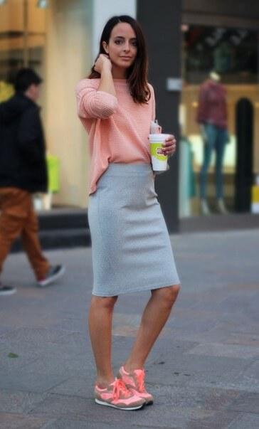 купить джинсовую женскую юбку большого размера