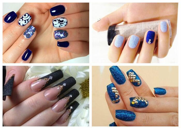 Дизайн ногтей.новогодний дизайн.фото