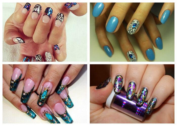 Как сделать себе длинные ногти