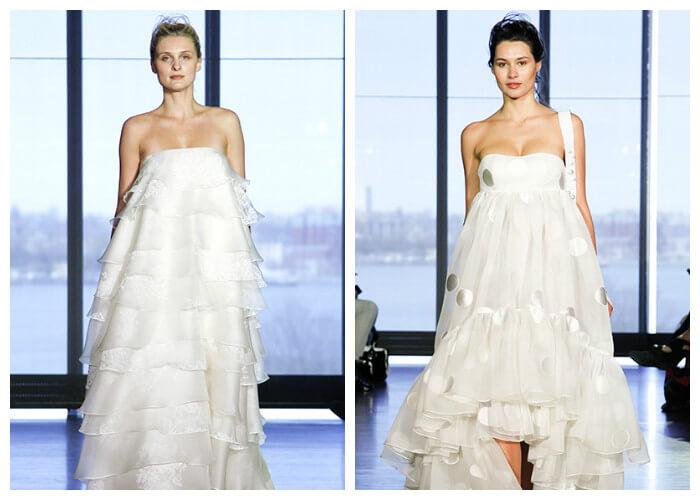Свадебные платья - новинки