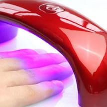 Ультрафиолетовая лампа для сушки ногтей — как пользоваться