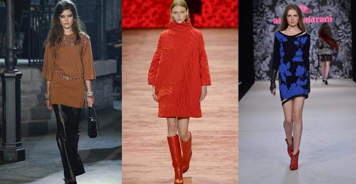 Модный сезонный гардероб осень-зима 2016-2017: фото