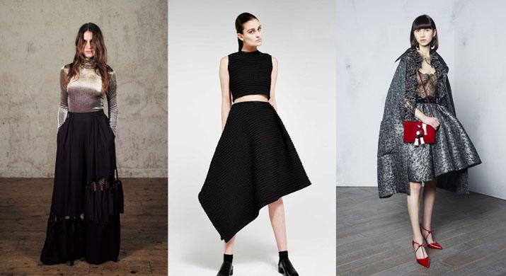 Модные луки с юбками весна-лето 2017: новинки, фото